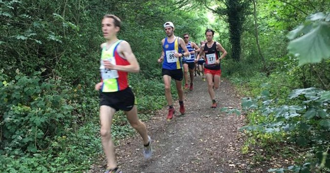 Eastridge Trail Races report