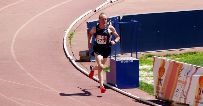 World and British Transplant Games success for club athlete